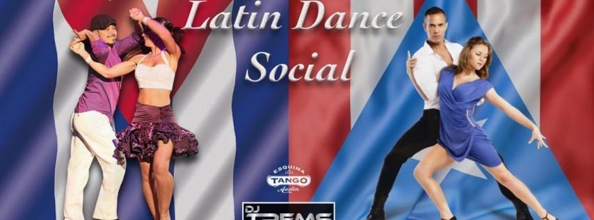 Battle of the Salsas - Latin Social