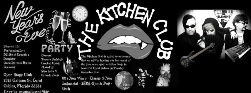 The Kitchen Club New Year's 2020 Elegant Gathering