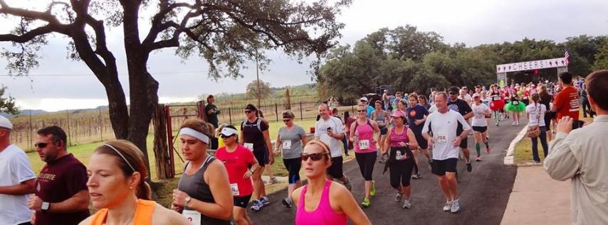 Spicewood Vineyards Half-Marathon & 5K/10k