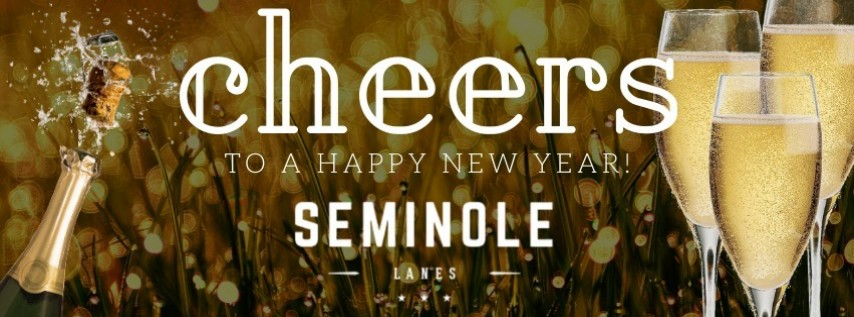 Seminole Lanes Strike in the New Year Party