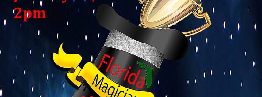 2020 Florida Magician of the Year
