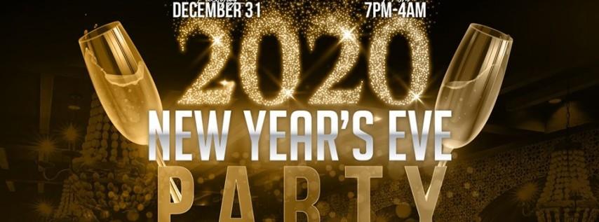 New Year's Eve at Burn