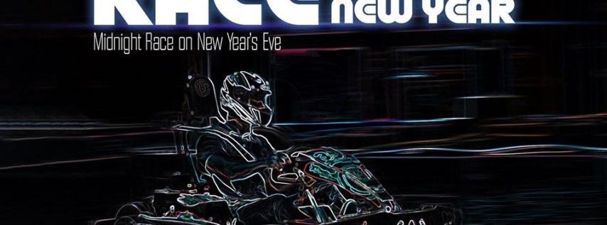 Race in the Year - Annual New Year's Eve Go Kart Race