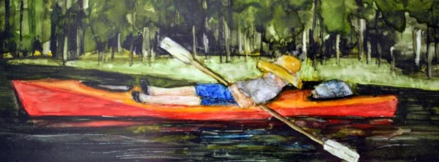 SLACKER's 2019 - New Years Party / Little Manatee Canoe Outpost