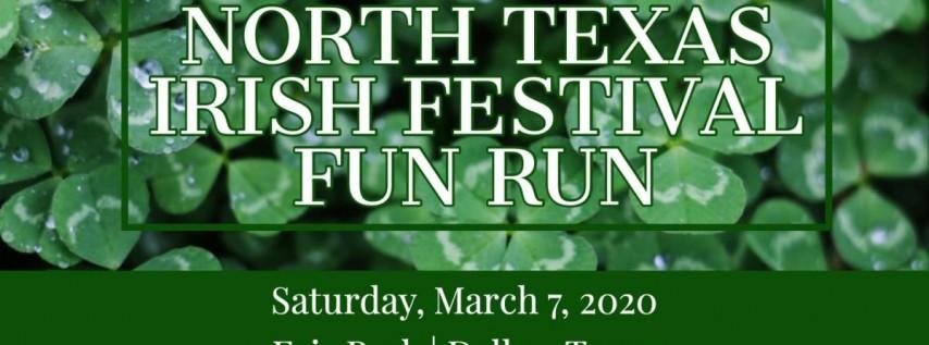 North Texas Irish Festvial Fun Run
