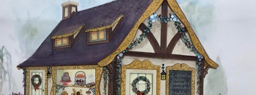 Holiday Camps: Christmas Village