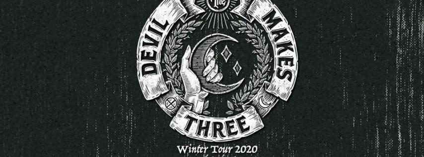 The Devil Makes Three at Trees - Dallas