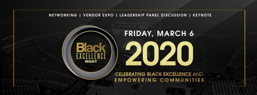 Black Excellence Night 2020