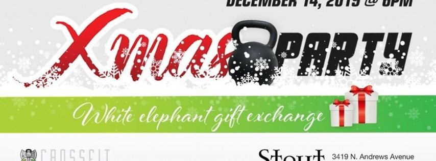 CrossFit Oakland Park Holiday Christmas Party