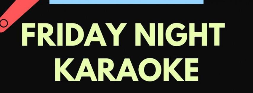 Friday Night Karaoke at Hearth House!