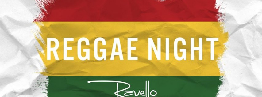 Reggae Night at Ravello Lounge Feat. The Majority