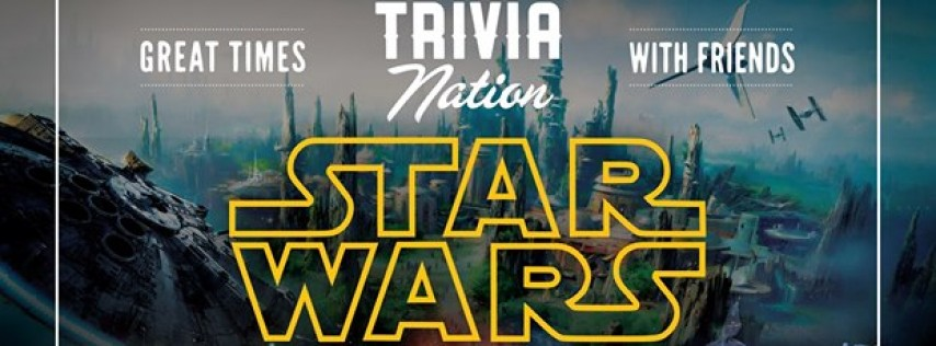 Star Wars Trivia Night! $500 in Prizes! - Sanford Brewing Co.