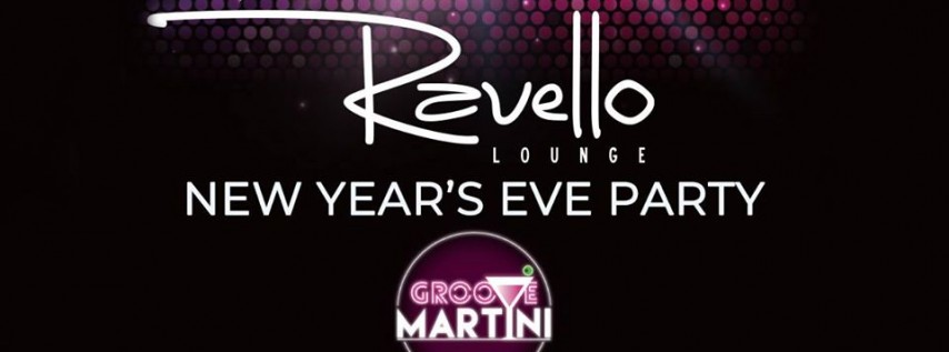 GrooveMartini & DJ Corona New Year's Eve Party at Ravello Lounge