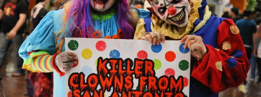 Killer Clowns Christmas Pictures