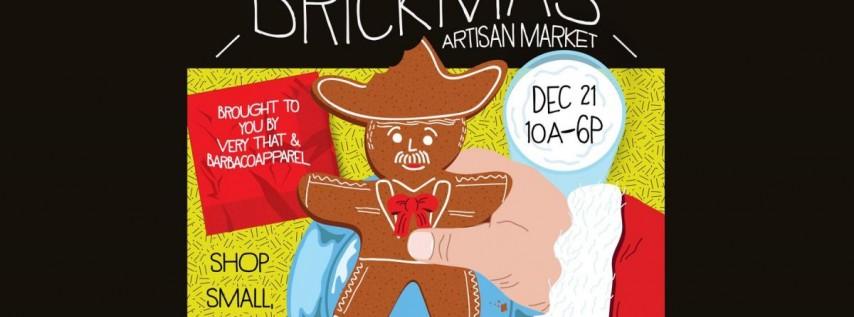 5th Annual Brickmas Holiday Market- Free Event