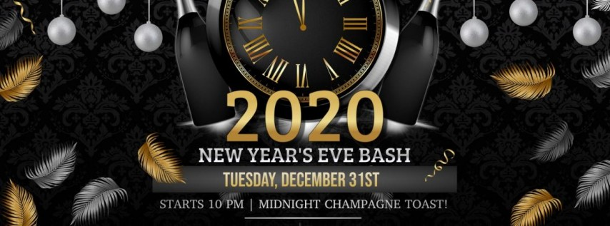 2020 New Year's Eve Bash!