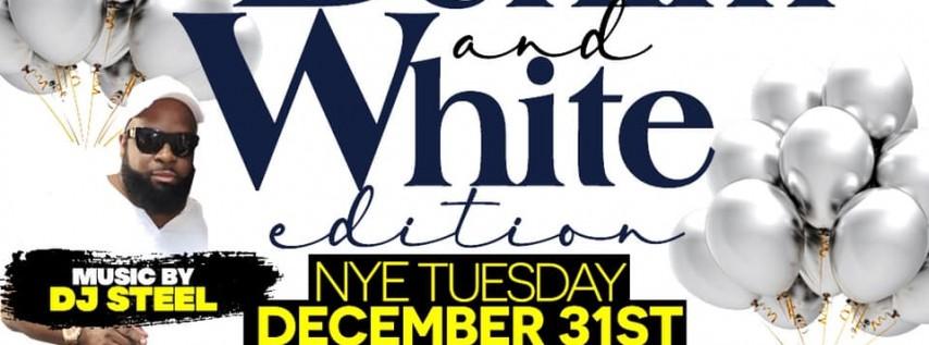 NYE Denim And White Affair w/DJ Steel