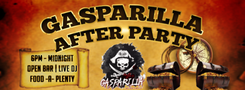 The D-10 Society's Gasparilla After Party 2020