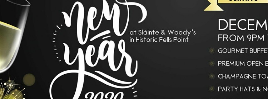 New Years Eve in Historic Fells Point!