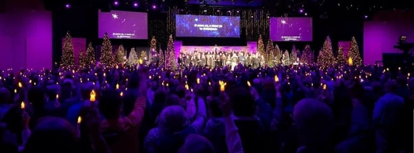Christmas Eve Service At Lee Park Church