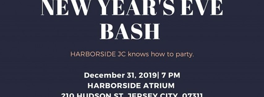 New Year's Eve at Harborside JC