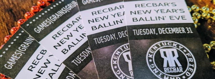 New Year's Ballin' Eve Party