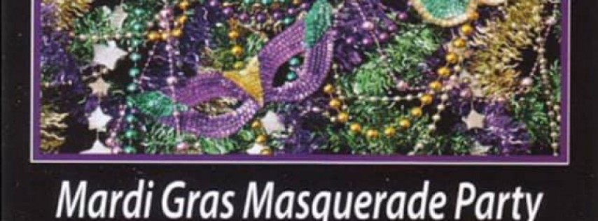 NYE Mardi Gras Masquerade Party