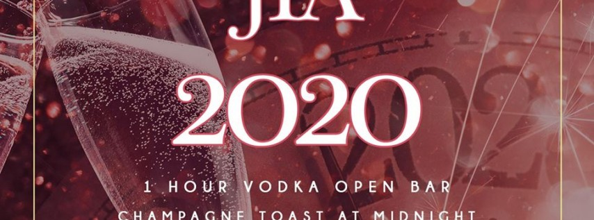 New Years Eve at JIA Lounge