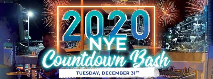 New Year's Eve Countdown Bash!