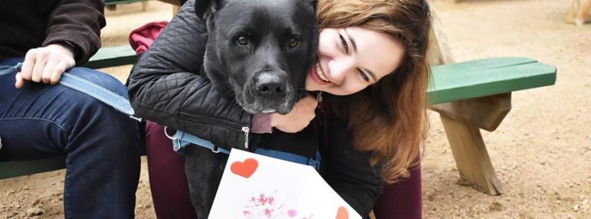 BYOD Austin Puppy Love Pawty (Paw Painting)
