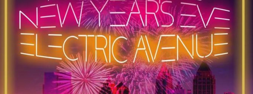 NYE 2020 in the Park with Electric Avenue