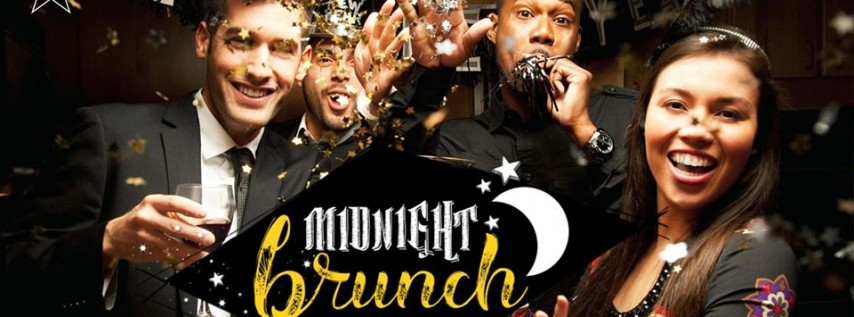 The Rum Punch Brunch: Midnight Brunch | New Years Eve