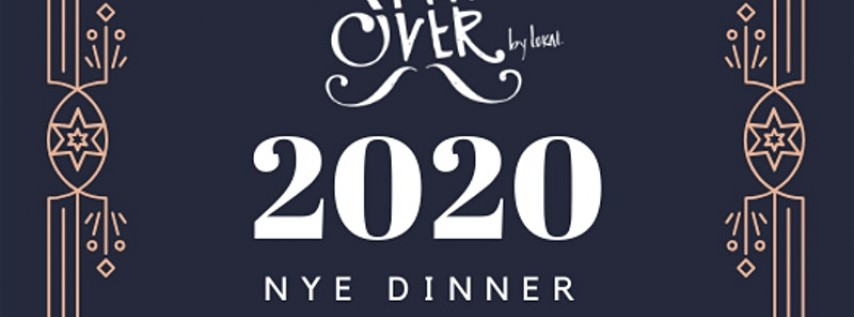 New Years Eve 2020 Dinner at Spillover