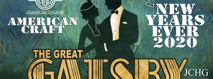 2nd Annual Great Gatsby New Years Eve Celebration