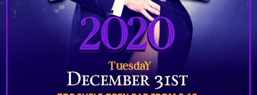New Years Eve 2020 at The Penthouse Club!