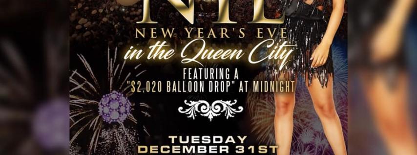 NYE In The Queen City