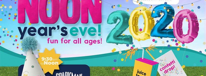 6th Annual Noon Year's Eve presented by Florida Prepaid