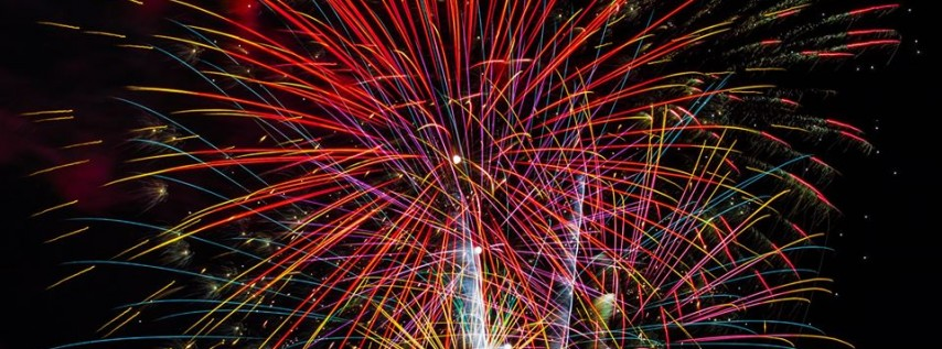 New Year's Eve Celebration Fireworks Show