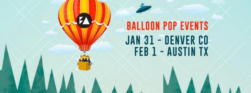 Balloon Pop: Emancipator, Blackbird Blackbird, and more.