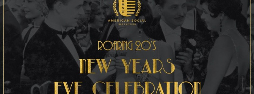 Roaring 20's NYE Celebration