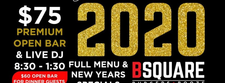 New Year's Party at B Square