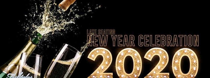 2020 NYE DINNER & LIVE MUSIC