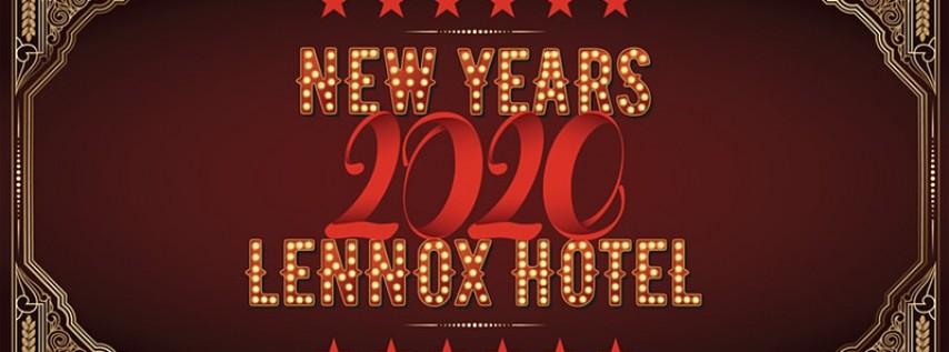 NYE @ Lennox Hotel Miami