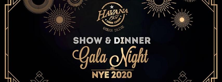 NYE Show & Dinner Gala Night
