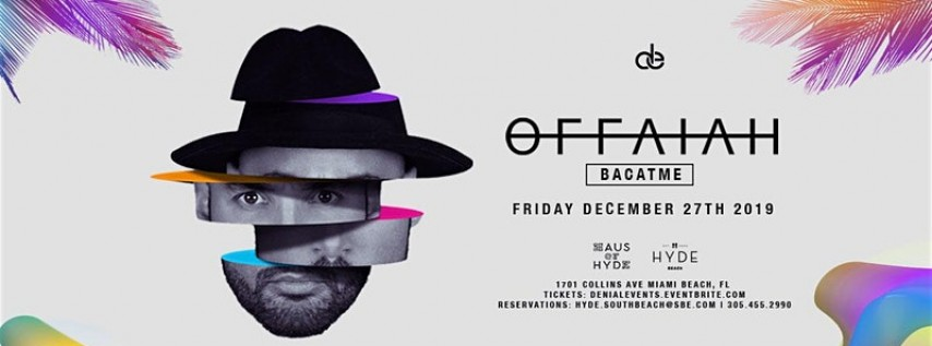 Offaiah New Years Weekend Denial Events 21+