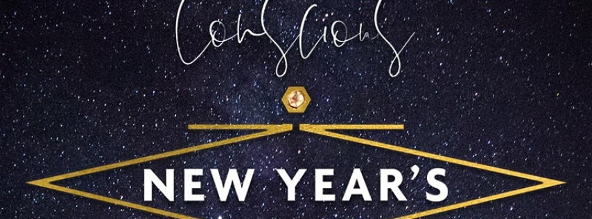 CONSCIOUS NEW YEARS | A CELEBRATION OF PEACE AND JOY