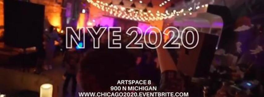 H3d0N1SM by Soulmade. NYE 2020 at Artspace8