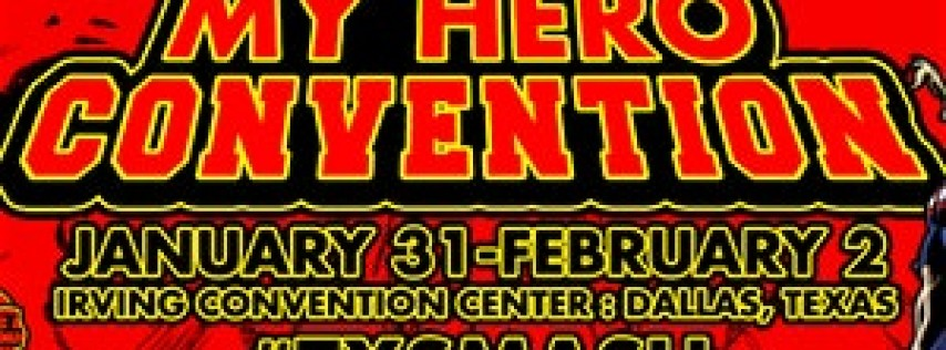 My Hero Convention 2020: Texas Smash