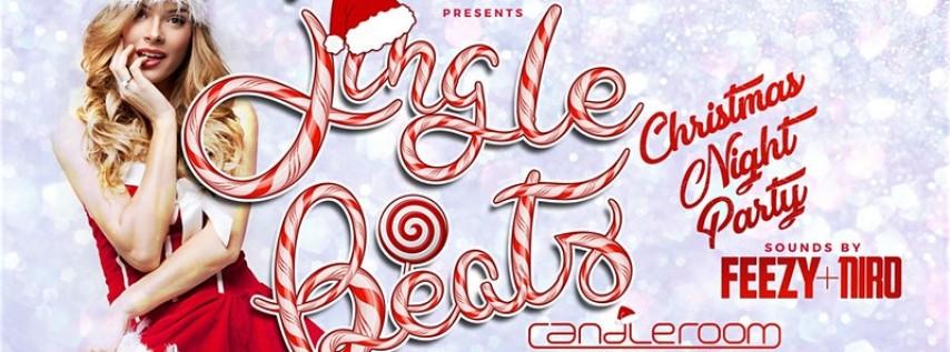 Christmas Night Jingle Beats Party at Candleroom 12/25/19