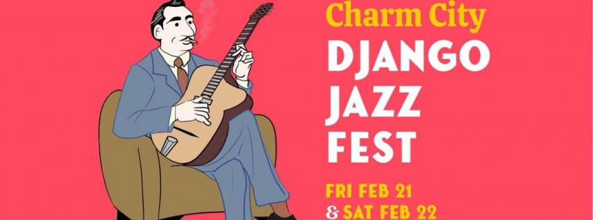 Charm City Django Jazz Fest
